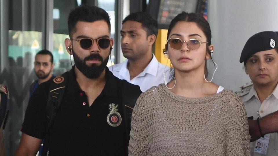 Anushka Sharma joins husband Virat Kohli in England ahead of Afghanistan clash in ICC World Cup, see pics