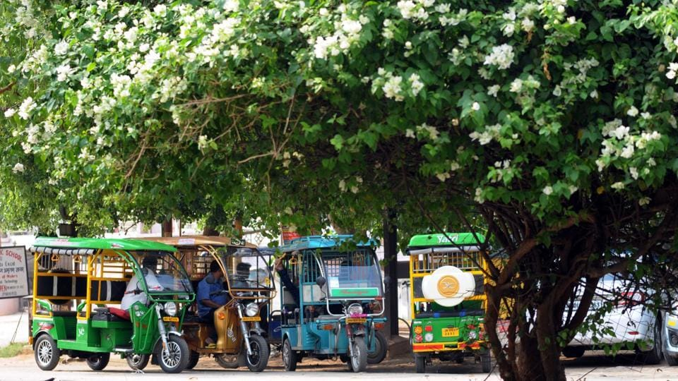 electric vehicles,battery-operated vehicles,Central Motor Vehicles Rules