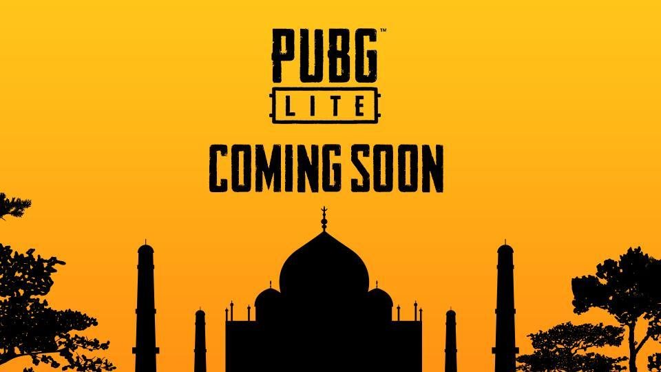 PUBGLite will launch in India soon.