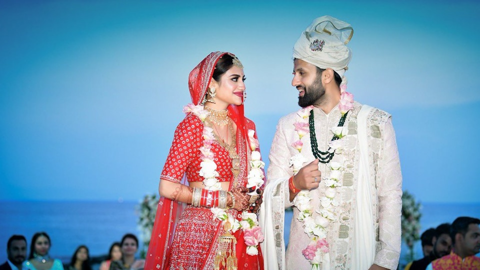 TMC MP Nusrat Jahan ties knot in Turkey, tweets photo