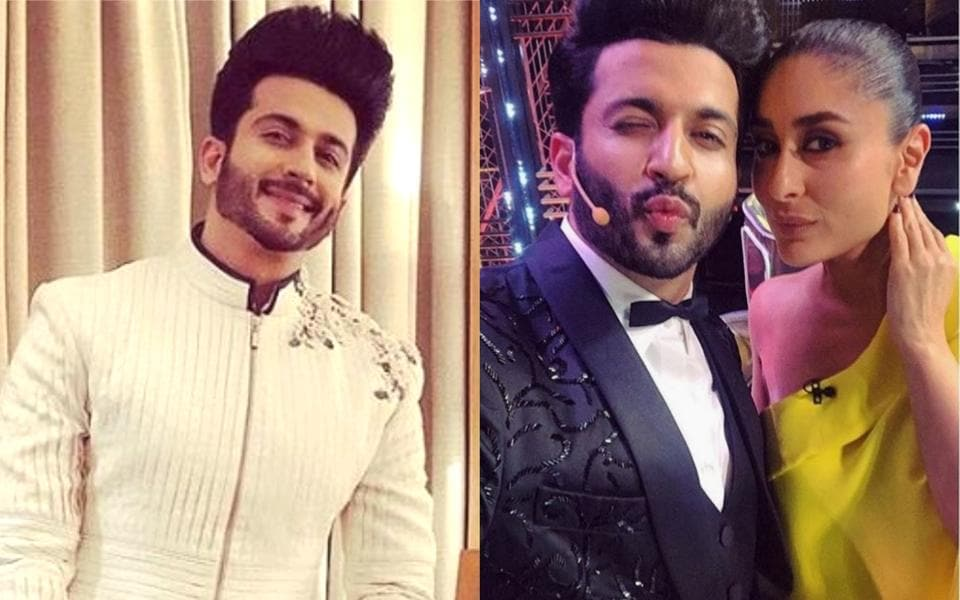 Dheeraj Dhooper has quit Dance India Dance as host.