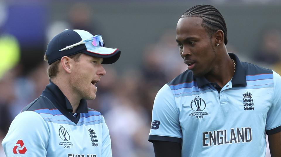 Sri Lanka topple England at Cricket World Cup