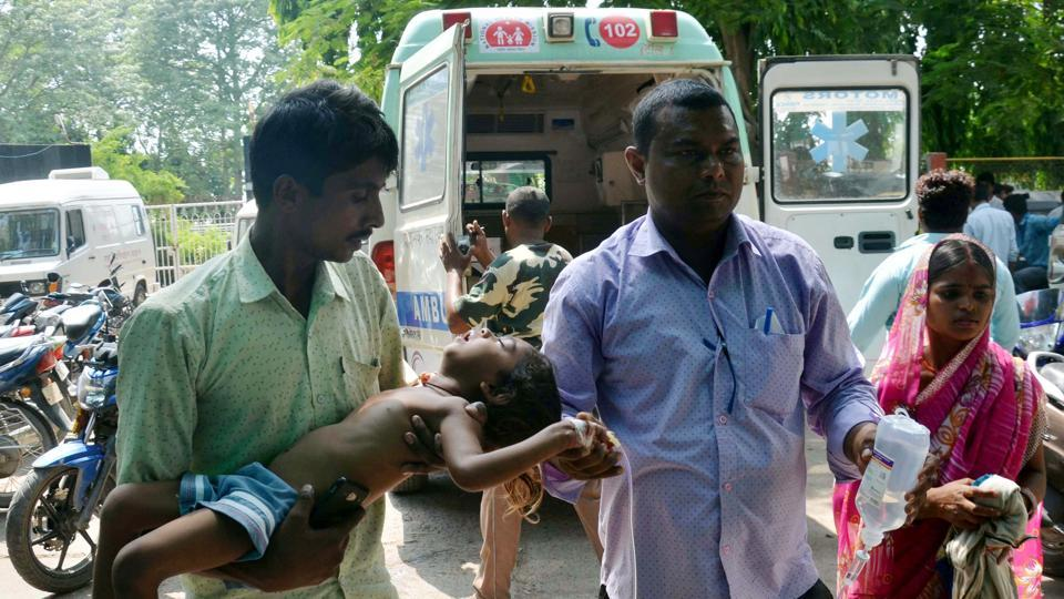 At least 136 children have died of AES in Bihar hospitals since June 5. The epicentre of the outbreak is Muzaffarpur, where nearly 85 children have died.