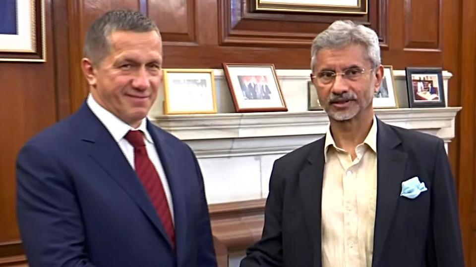 Russian deputy prime minister Yury Trutnev met external affairs minister S Jaishankar on Wednesday to prepare the grounds for PM Narendra Modi's visit to Vladivostok in August to attend the Eastern Economic Forum as the chief guest.