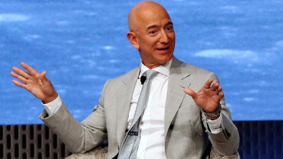 Earlier in May, Bezos unveiled a new Moon-lander called 'Blue Moon' along with a smaller rover and spoke about his plans of getting to the Moon by 2024.