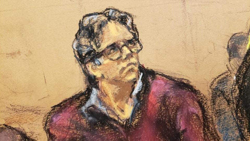 US sex cult leader,US jury,sex slaves