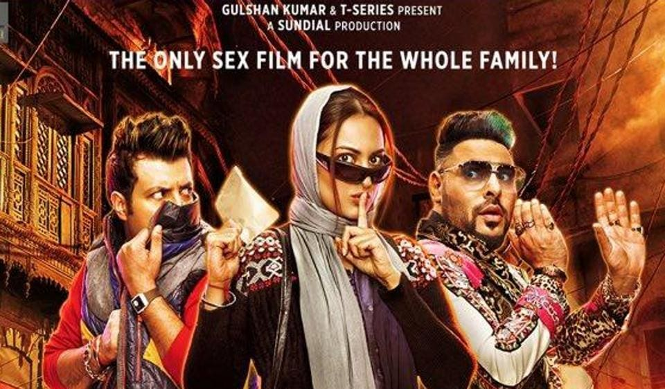 Khandaani Shafakhana trailer has Sonakshi Sinha taking on India's fear of talking about sex.