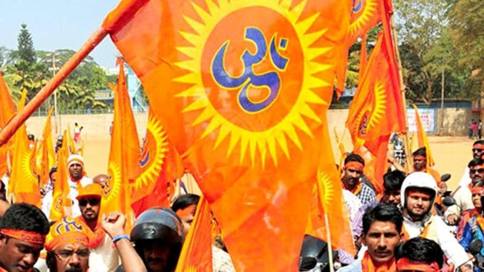 """At a meeting in Haridwar, the margdarshak mandal of the VHP, which comprises Hindu saints, said the delay in decision-making had given rise to """"doubts in the minds of devotees""""."""