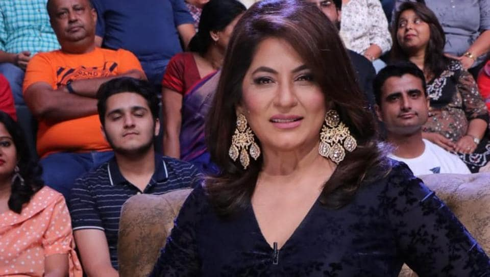 Archana Puran Singh is the permanent celeb guest on The Kapil Sharma Show.