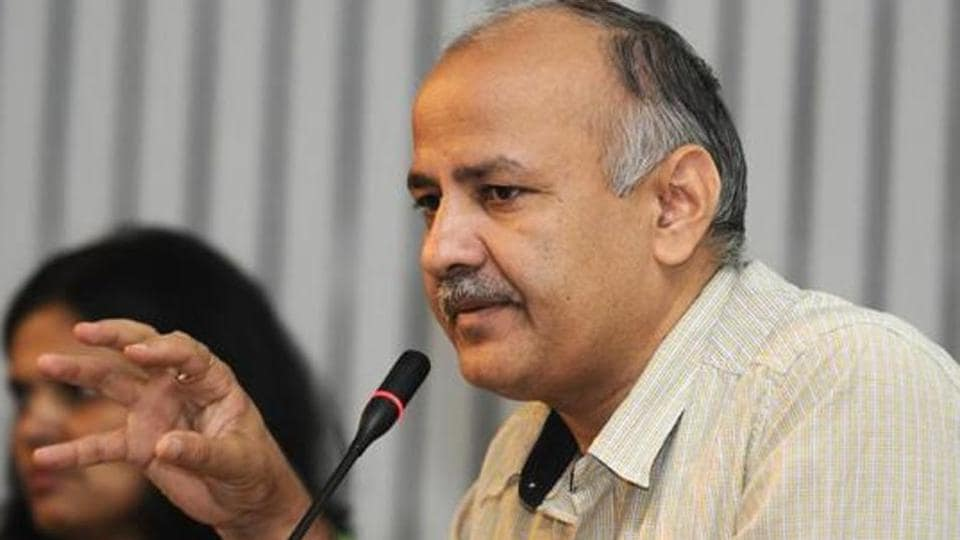 """Sisodia said the educators of government are committed to carry out a """"surgical strike"""" on social ills."""