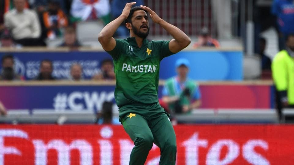 Pakistan's Hasan Ali deletes tweet cheering for Team India