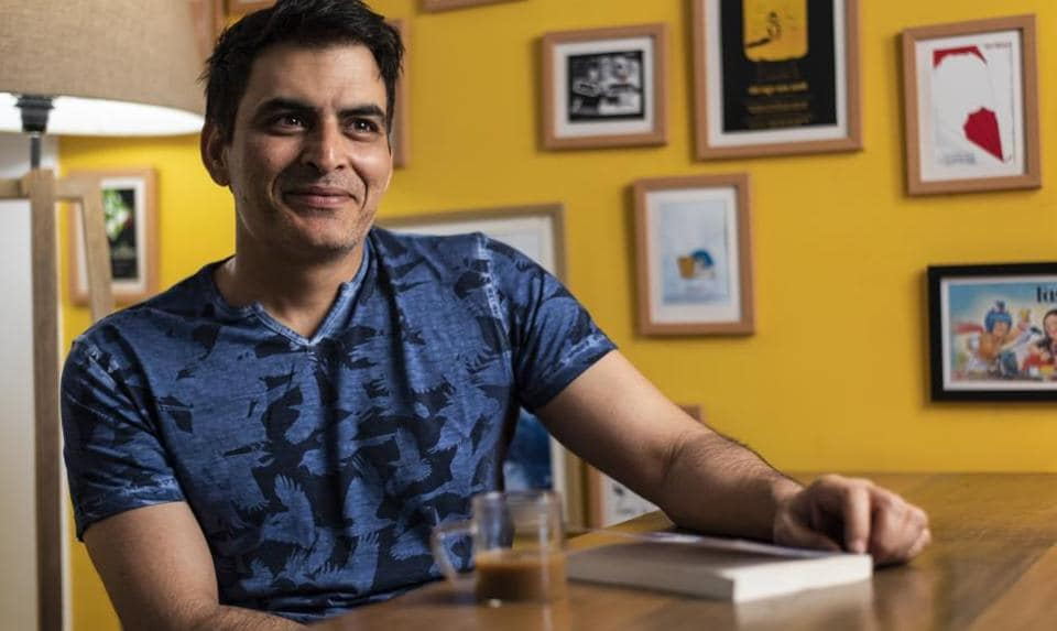 Bollywood actor Manav Kaul talks about his writing, struggling days and his upcoming book.