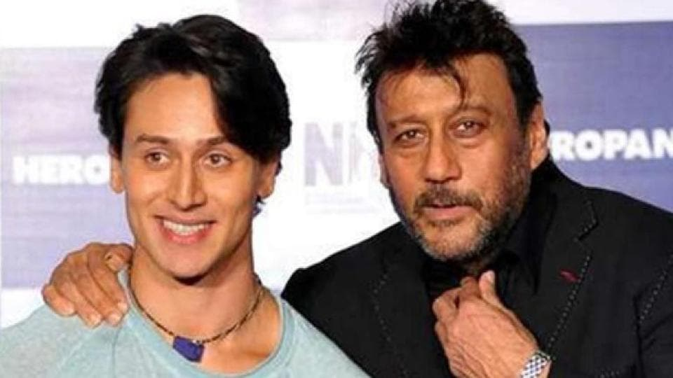 Tiger Shroff says he is proud to be Jackie Shroff's son but wants him to be known as 'Tiger Shroff's daddy'