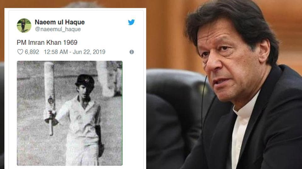 As soon as he posted the photo, ul Haque got massively trolled on Twitter.