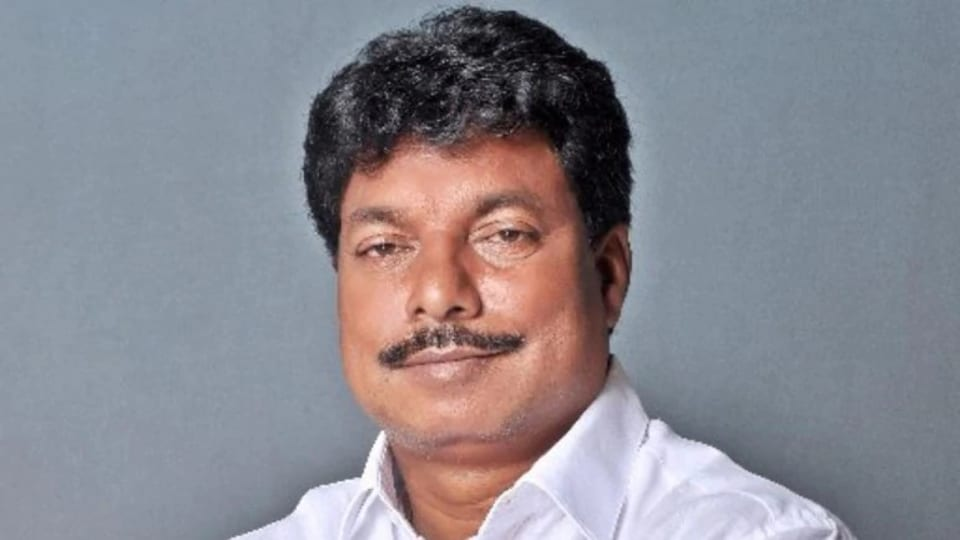 "Odisha's Revenue and Disaster Management Minister Sudam Marandi on Friday drew flak for calling himself ""God"". (Photo Twitter )"