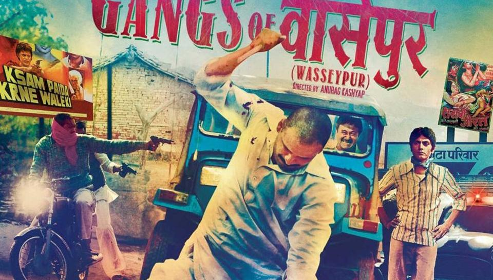 Manoj Bajpayee played the protagonist in Gangs of Wasseypur while Nawazuddin Siddiqui played the lead in the second part.