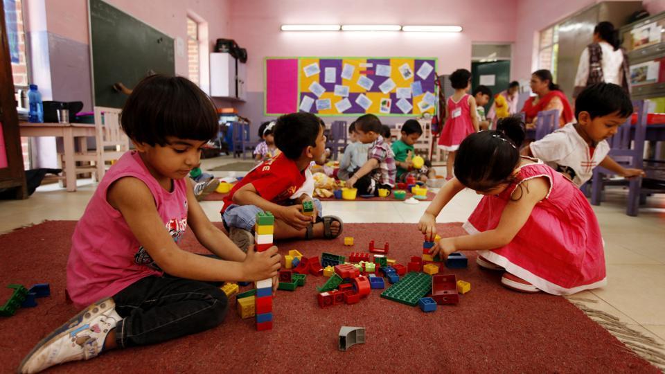 Play schools,registration process