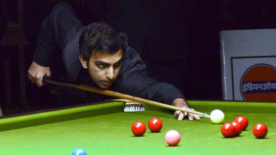 Pankaj Advani,Asian Snooker Championship,career grand slam