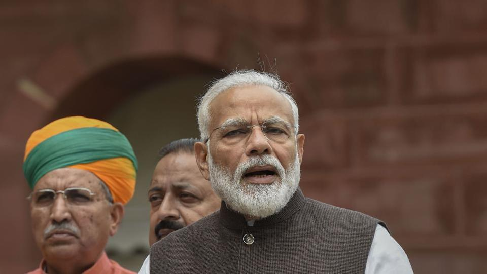 Prime Minister Narendra Modi is meeting with top economists and experts ahead of the Union budget to be presented on July 5. Economists are also likely to make presentations to the Prime Minister during the meeting at NITI Aayog. (PTI File)