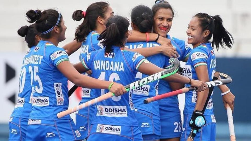 India defeated Japan to win FIH Women's Series Finals.