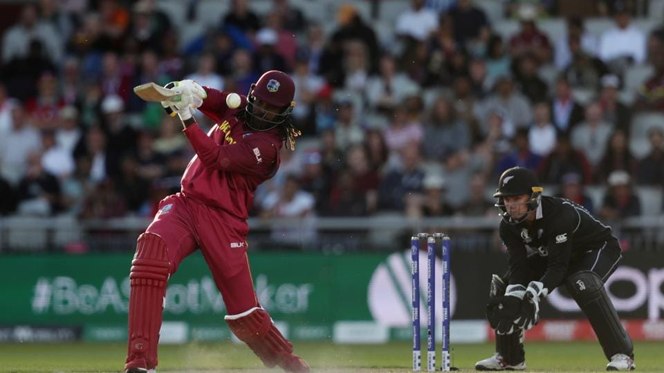 West Indies' Chris Gayle in action (Action Images via Reuters)