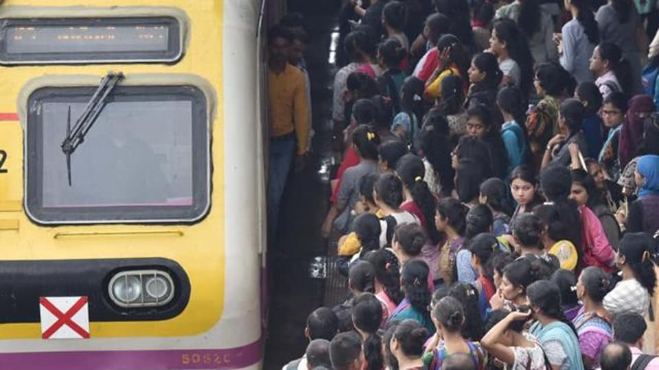 The associations said that railway authorities are not paying attention to the plea of commuters.