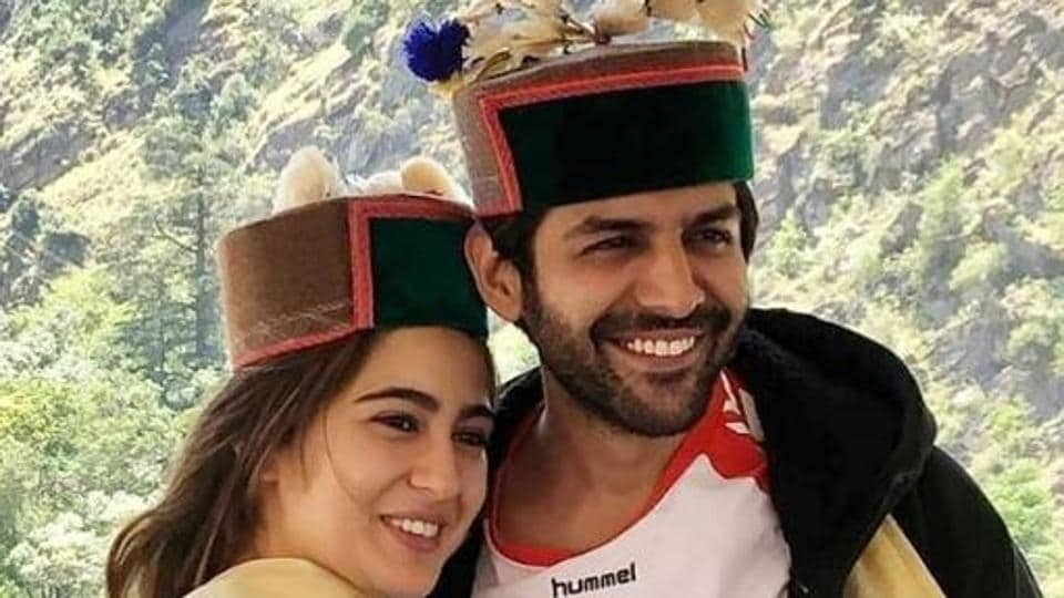 Cuteness Overloaded: Kartik Aaryan-Sara Ali Khan's cosy picture breaking the internet