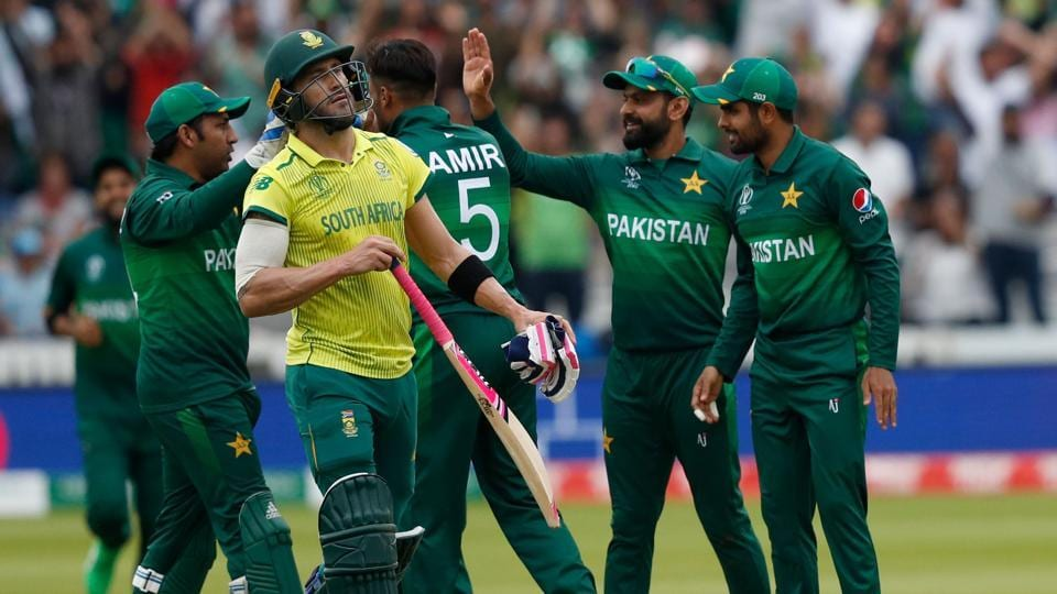 ICC World Cup 2019,World Cup 2019,Faf du Plessis