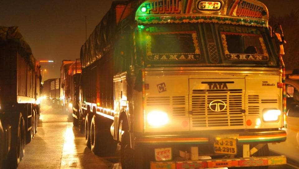 Controversy over Kapurthala village imposing entry tax on commercial vehicles to generate revenue