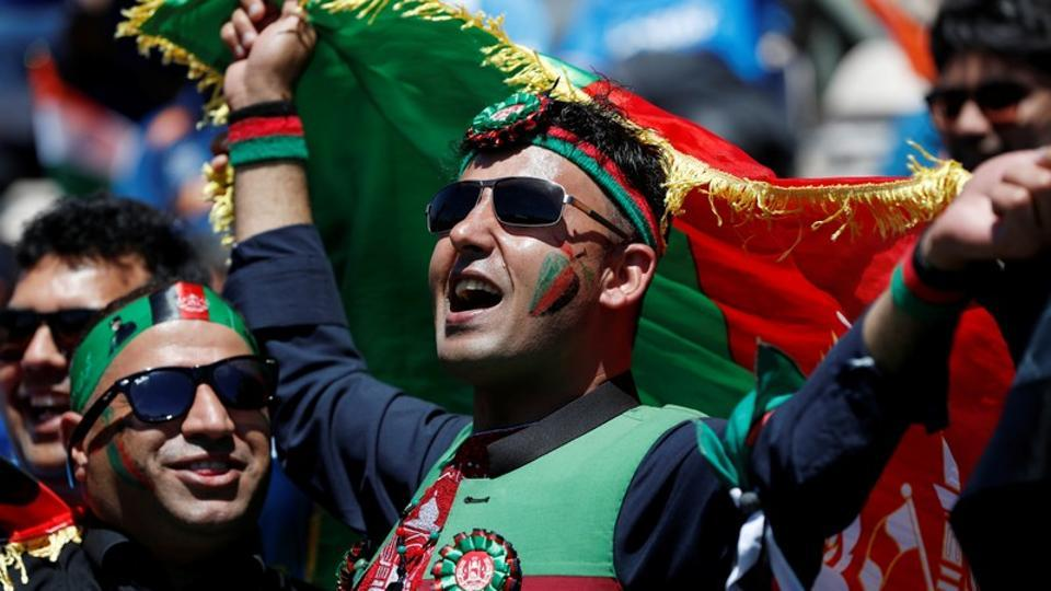 ICC World Cup 2019,Afghanistan,Afghanistan fan