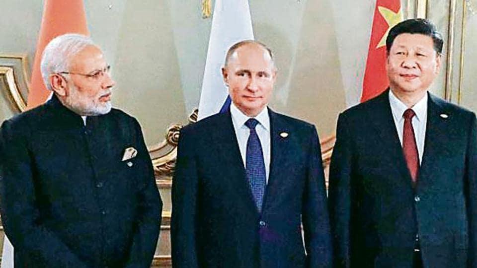Modi,Trump,G-20
