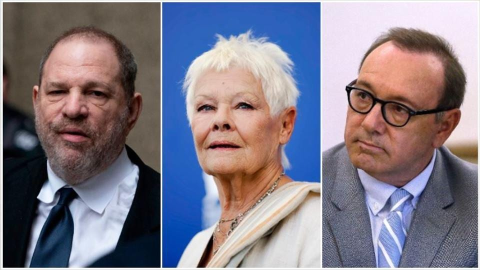 Judi Dench on Kevin Spacey, Harvey Weinstein: 'You can't deny talent'