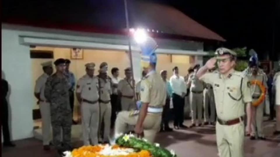 J&K man held for obscene remark against Assam CRPF martyr's widow