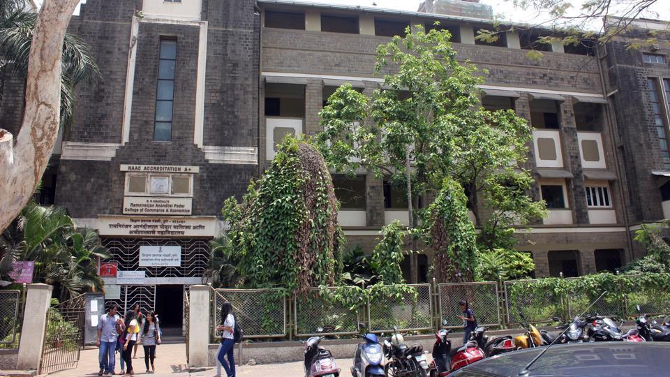R.A. Podar college at Matunga in Mumbai