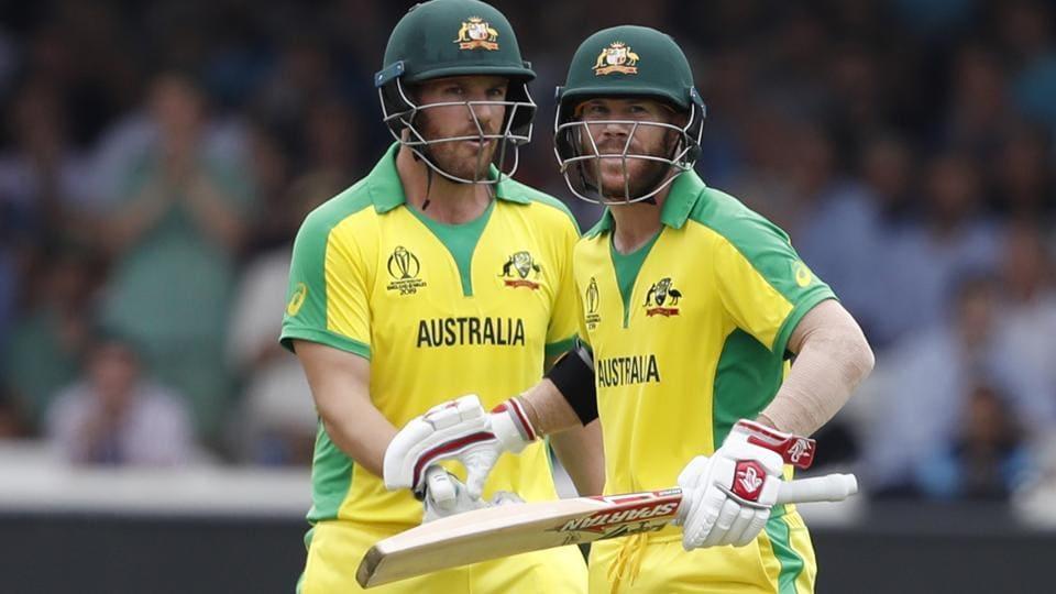 ICCWorld Cup 2019,England vs Australia,David Warner