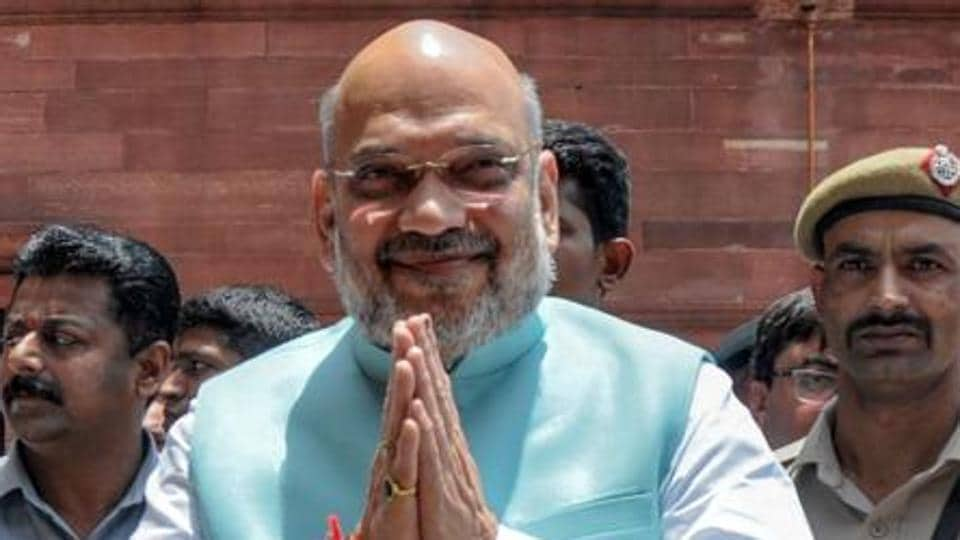 Amit Shah will discuss the consolidation of recent military and non-military gains in the Valley.