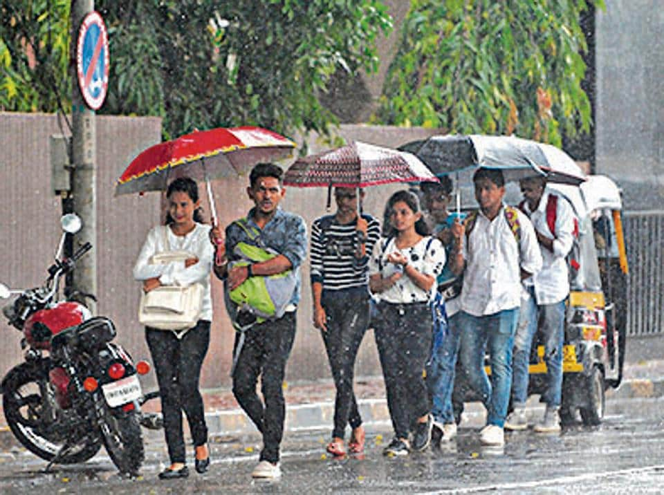 For Mumbai, the average June rainfall is usually 493.1mm, but so far, there has been only 165.9mm rain.