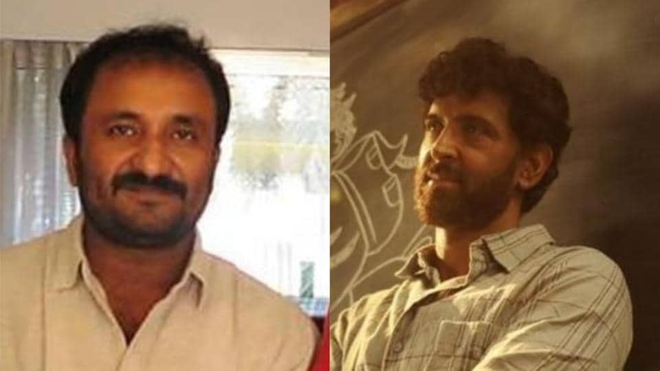 Mathematician Anand Kumar visited Cambridge University and showed the film's trailer to the students.