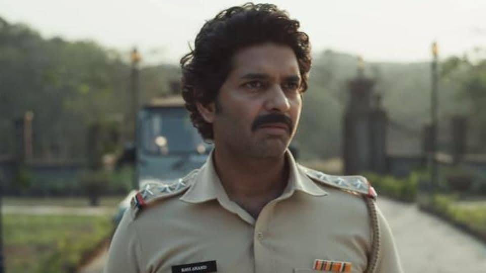 Purab Kohli in a still from the Typewriter teaser.