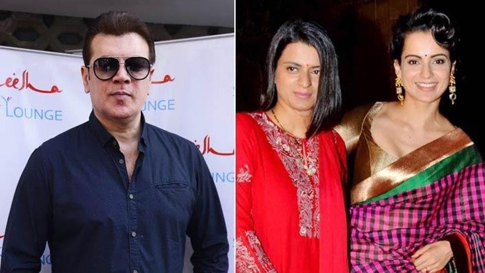 Kangana Ranaut-Aditya Pancholi row: Court issues summons to actress and her sister
