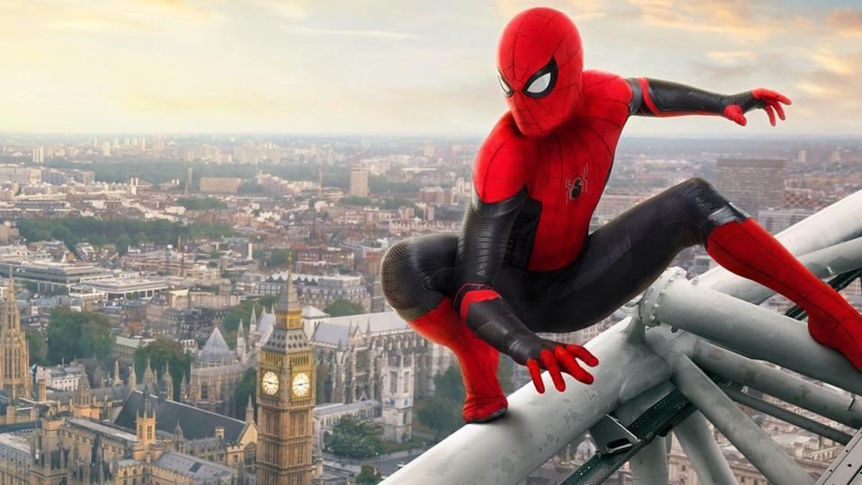 Tom Holland returns as Peter Parker/Spider-Man in Far From Home.