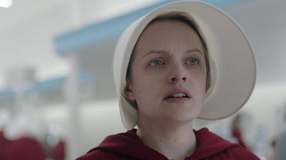 Was surprised with success of The Handsmaid's Tale, says Elisabeth Moss