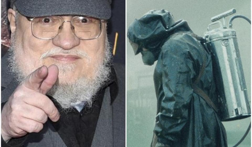 Game of Thrones writer George RR Martin praises rival HBO series Chernobyl, wants it to 'win a truckload of Emmys'