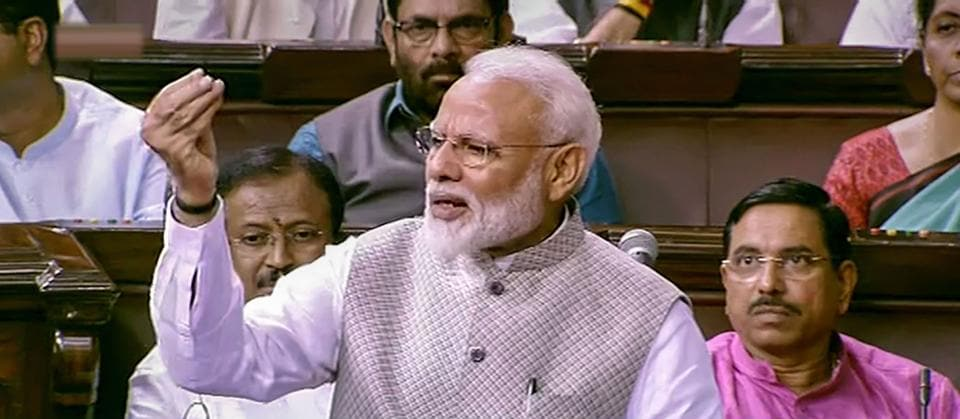 Prime Minister Narendra Modi's first major speech in the 17th Lok Sabha revealed both his political and governance approach, and the legacy he is focused on creating in this term in office