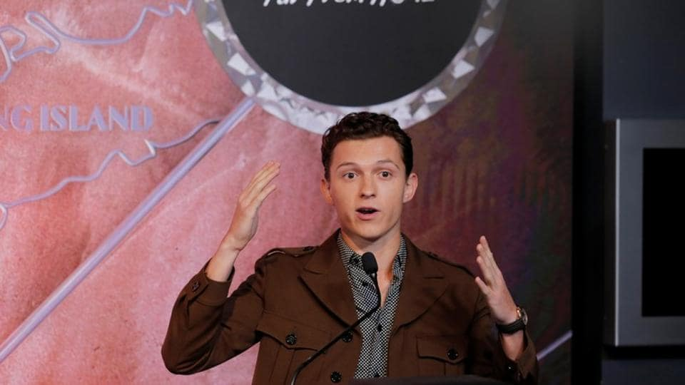 Tom Holland,Tom Holland interview,Spiderman Far From Home
