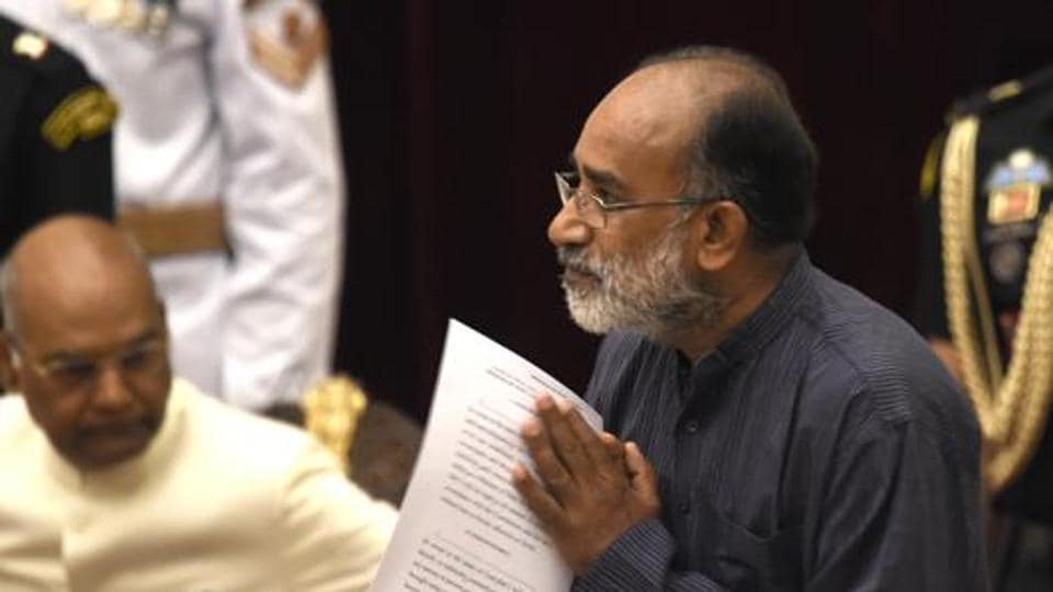 Alphons, who was a minister in the first term of the BJP government but was not made a minister in Modi-2.0 government, targeted the Congress saying if it wants to live in a make- believe world, history will write it off.