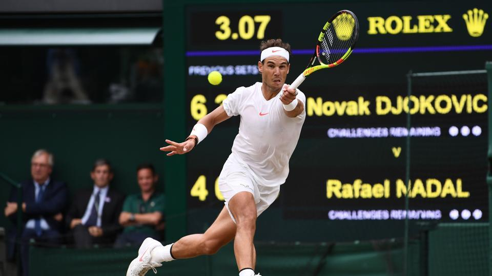 Wimbledon 2019,Wimbledon seeding,Wimbledon Men's seeds