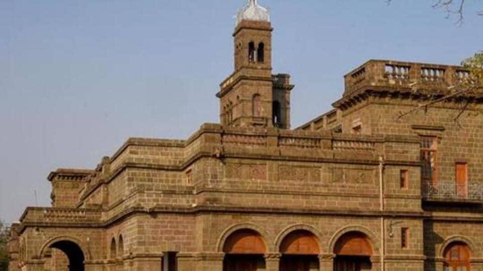 SPPU Main building.