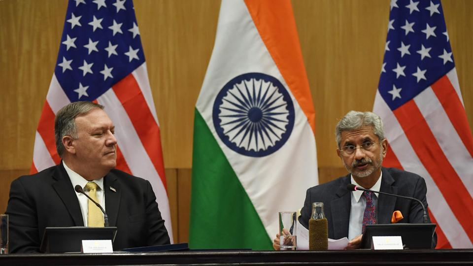 India's tariffs hit just before US Secretary of State Mike Pompeo arrived in New Delhi this week to promote US-India ties