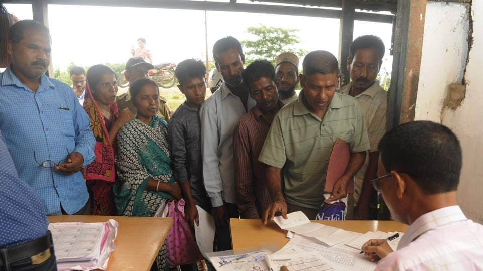 NRC,Assam,Draft citizens' register